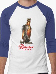 RAINER BEER LAGER Men's Baseball ¾ T-Shirt