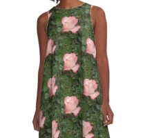 One delicate roses A-Line Dress