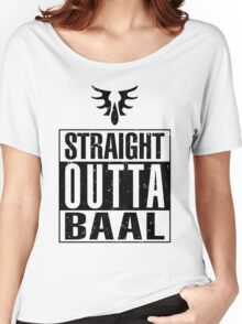 Straight Outta Baal Women's Relaxed Fit T-Shirt