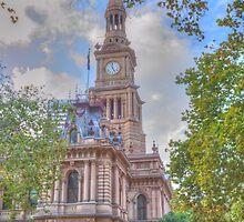 Sydney Town Hall by Michael Matthews
