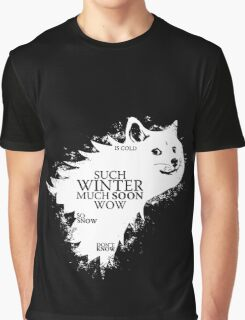 Game of doge Game of Thrones Graphic T-Shirt