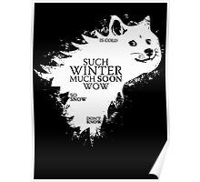 Game of doge Game of Thrones Poster