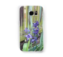 Love Water lillies Samsung Galaxy Case/Skin