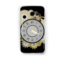 Clock Samsung Galaxy Case/Skin