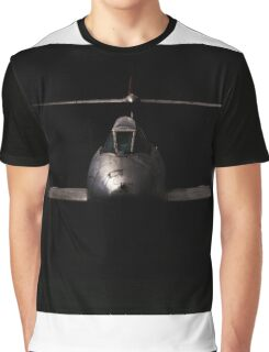 RAF Gloster Meteor Graphic T-Shirt