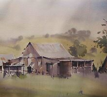 'Early Morning, Blayney' by Julie Simmons