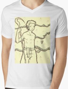 Such is Nature, Not Acceptance Mens V-Neck T-Shirt
