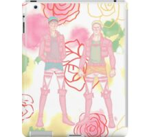Pastel Bertholdt & Reiner  iPad Case/Skin