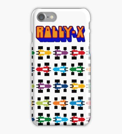 RALLY-X CLASSIC ARCADE GAME iPhone Case/Skin