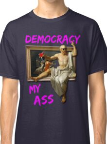 The Death (?) of Socrates Classic T-Shirt