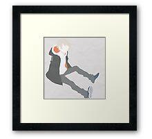 Yukine (Simplistic) Framed Print