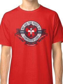 People of Tomorrowland Vintage Flags logo -  Switzerland - Suisse - Schweiz - svizzera Classic T-Shirt