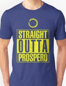 Straight Outta Prospero Unisex T-Shirt