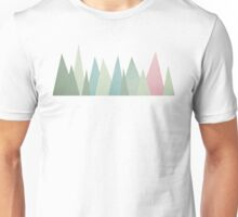 Snowy Mountains Unisex T-Shirt