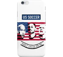 Stars of USA for World Cup 2014 iPhone Case/Skin