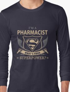 Pharmacist - I'm A Pharmacist What's Your Superpower T-Shirt