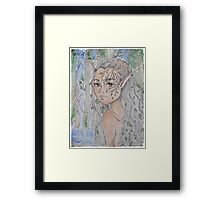 Child Of The Forest Framed Print