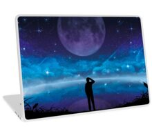 Deep Sky Darkness Laptop Skin