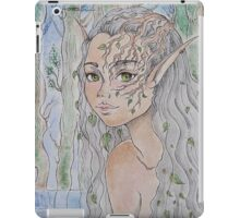 Child Of The Forest iPad Case/Skin