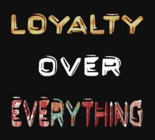 Loyalty  by djdelarius