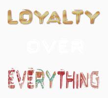 Loyalty  One Piece - Long Sleeve