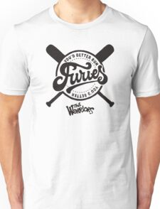 THE BASEBALL FURIES GANG - THE WARRIORS  Unisex T-Shirt