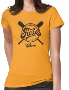 THE BASEBALL FURIES GANG - THE WARRIORS  Womens Fitted T-Shirt