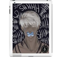 Right to speak iPad Case/Skin