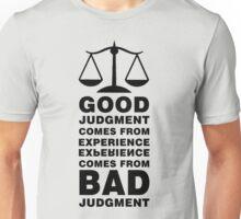 The Balance Paradox Unisex T-Shirt