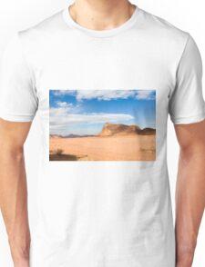Wadi Rum, Jordan Unisex T-Shirt