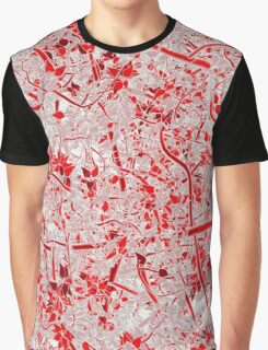 Welcome to the Jungle RED Graphic T-Shirt
