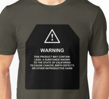 Armor Plate Unisex T-Shirt