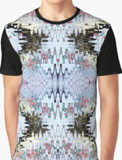 Digital Traditional Graphic T-Shirt