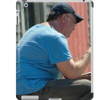 Menemsha Painter iPad Case/Skin