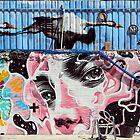 Street Art in Madrid by Igor Shrayer