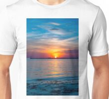 Vibrant Sunset Unisex T-Shirt