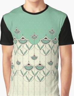 Blooming Winter 2 Graphic T-Shirt