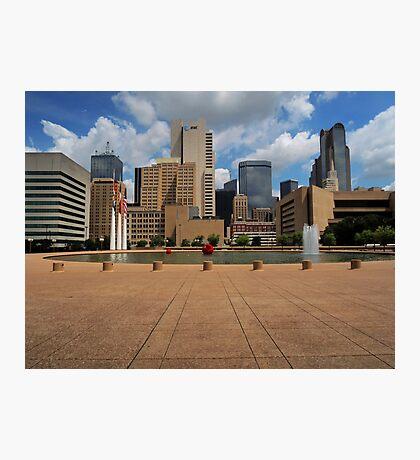 Dallas! Photographic Print
