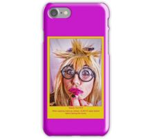 Beauty Tip # 672 iPhone Case/Skin