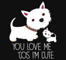 You Love Me . . . Kids Tee
