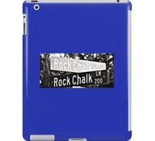 The Corner of RC Squared monochrome iPad Case/Skin