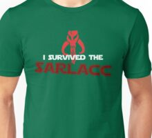 I Survived the Sarlacc Unisex T-Shirt
