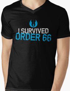 I Survived Order 66 Mens V-Neck T-Shirt