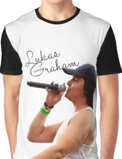 Lukas Graham Vocals Graphic T-Shirt