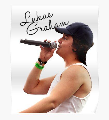 Lukas Graham Vocals Poster