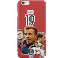 Mario Götze iPhone Case/Skin