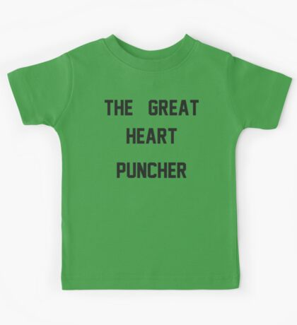 The Great Heart Puncher (Ox Baker) Kids Tee