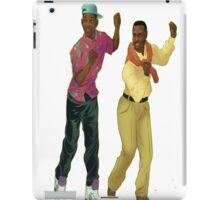 Will and Carlton iPad Case/Skin