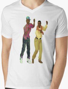 Will and Carlton Mens V-Neck T-Shirt
