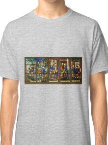 Reading the Declaration of Independence to George Washington Classic T-Shirt